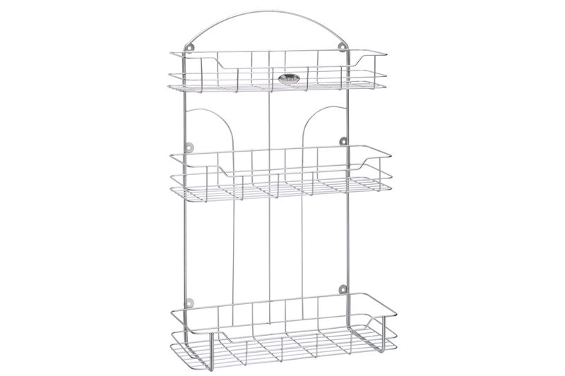 Stainless Steel Bathroom Shelves - Thedancingparent.com